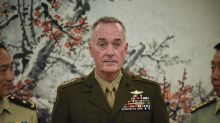 Peace with North Korea a 'possibility': top US general