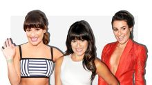 Lea Michele Is All About the Abs at Comic-Con 2015