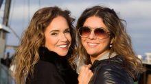Daniela Mercury comemora 5 anos de casada com Malu Verçosa