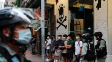 China Says New British Policy Allowing Hong Kongers to Claim UK Citizenship Violates Itn'l Law