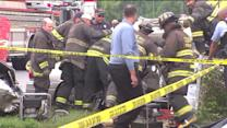Man killed, other injured in crash during funeral procession