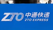 IBD 50: China's ZTO Express Stock Just Hit A New High, But Can It Keep Going?