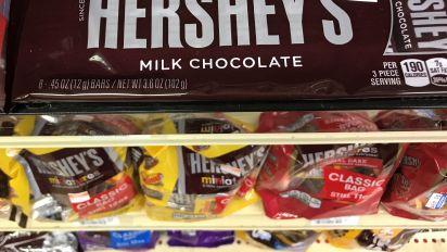 Hershey nears $1.6B deal to buy Amplify Snacks