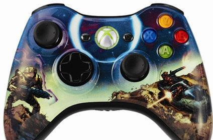 Black Friday Giveaways (part 8): Limited Edition Halo 3 wireless controller