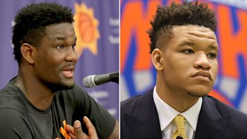 NBA draft grades: Suns rising, knocking Knicks