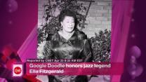 Entertainment News - Ella Fitzgerald, H&M, Zach Braff