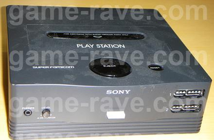Prototype Super Famicom / PlayStation console unearthed?