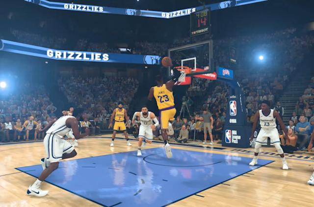 NBA 2K's playoffs simulation moves on to the second round