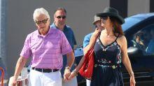 Las románticas vacaciones de Catherine Zeta-Jones y Michael Douglas en la Riviera Francesa