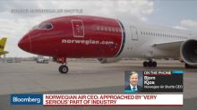 Norwegian Air CEO Says Everything Is for Sale If Price Is Right