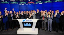 Blink Charging Co. Rings Nasdaq Stock Market Opening Bell in Celebration of Public Offering