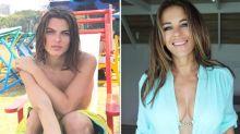 Elizabeth Hurleys Sohn Damian hat eine unglaubliche Ähnlichkeit mit seiner Mutter