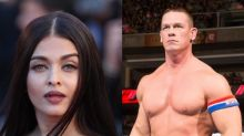 John Cena Posts Photo of Aishwarya Rai Bachchan on Instagram after Bollywood Star Tests Positive for Coronavirus