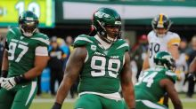 Jets agree to trade veteran NT Steve McLendon to Buccaneers