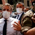 France's Macron urges Lebanon to carry out reforms in wake of deadly blast