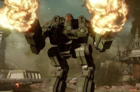 MechWarrior brings out a new 'Mech and new events