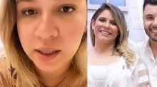 """Marília Mendonça confirma separação: """"Parei de seguir porque dói"""""""