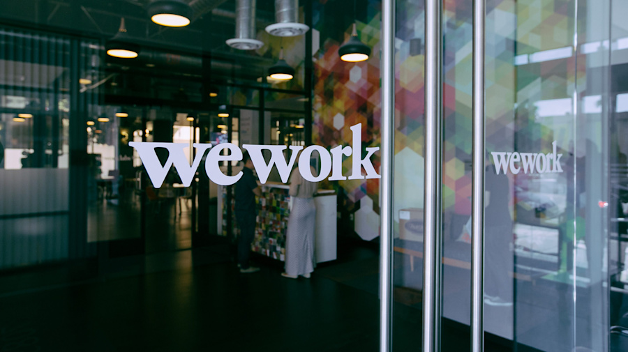 WeWork targets larger firms with South Bank development
