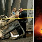 More than 600 people listed as missing in California fires