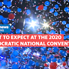 How will the 2020 Democratic National Convention work? Yahoo News Explains