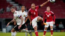 Foot - L. nations - Ligue des nations : la Belgique s'impose au Danemark grâce à Denayer et Mertens
