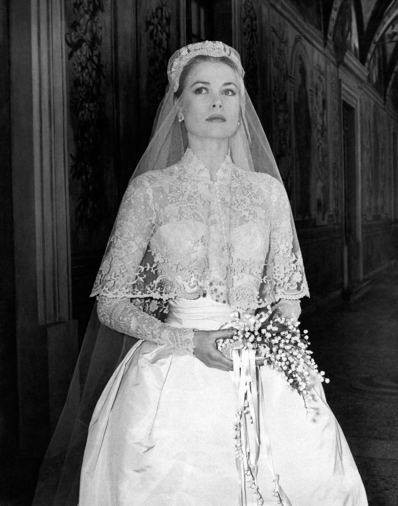 Die großartigsten Hochzeitskleider aller Zeiten