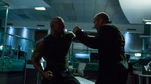 La logística alfa de los héroes de acción: Diesel, Statham y Johnson comparten número de golpes para no parecer débiles