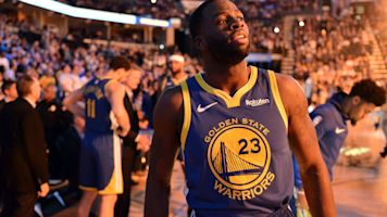 Draymond lost 23 pounds to get into playoff shape