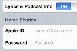 iOS 4.3 spotlight: iTunes Home Sharing