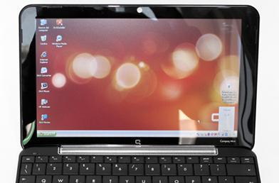 HP Compaq's Mini 700 now on sale in Europe