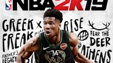 They Will Know Your Name: Giannis Antetokounmpo Becomes First International Star to Net the Cover of NBA 2K