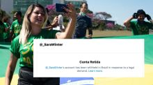 Redes sociais suspendem perfis de bolsonaristas alvos do inquérito das fake news