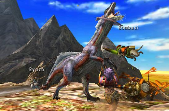 Monster Hunter 4 Ultimate ships 2M in Japanese debut