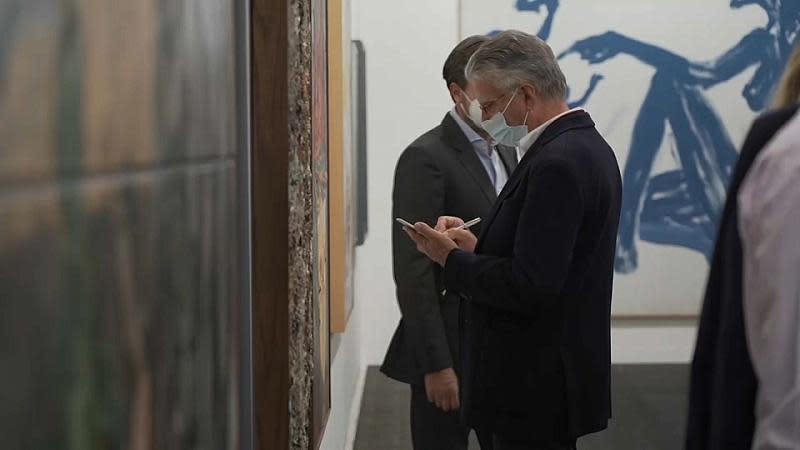 Art Basel, le plus grand rendez-vous mondial des professionnels de l'art vient d'ouvrir ses portes