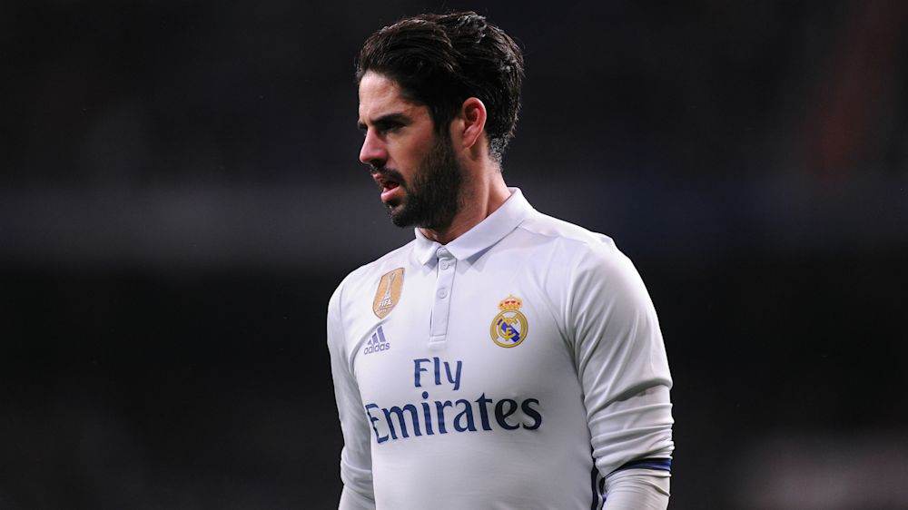 Real Madrid want Isco to stay, says Ramos