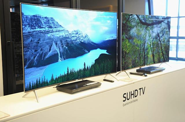 Samsung TVs now play YouTube videos in HDR