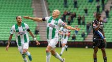 Na volta da aposentadoria, Robben se lesiona com apenas 30 minutos