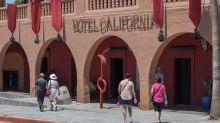 """Un """"Hotel California"""" mexicain garde son nom malgré les Eagles"""