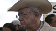 Renuncia ministro mexicano por ejército en puertos