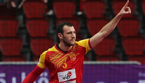 Handball: Löwe Manaskov wechselt nach Veszprem
