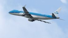 KLM avoiding parts of Iranian airspace