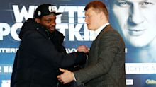 'I'll fight for what's rightfully mine' – Whyte v Povetkin II fixed for November