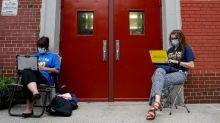 New York governor closes schools in coronavirus hot spots