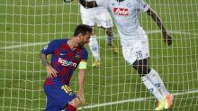 Barcelona Menyimpan Lionel Messi Jelang Perempat Final Liga Champions