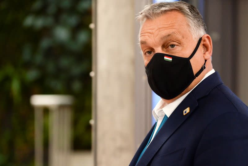 Hungary to launch rapid COVID-19 testing this week: PM Orban
