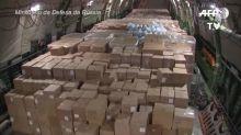 Rússia envia ajuda humanitária aos EUA