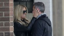 Christina El Moussa and New Boyfriend Ant Anstead Look Smitten Outside Hotel in England