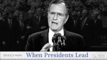 George H.W. Bush: Breaking a pledge, doing the right thing on taxes