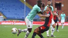 Inter de Milão vence o Genoa e reassume a vice-liderança do Italiano
