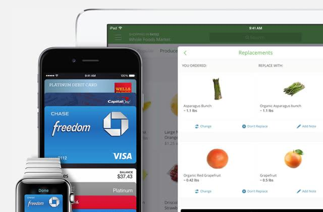 Tim Cook: Over 1 million credit cards have been activated with Apple Pay
